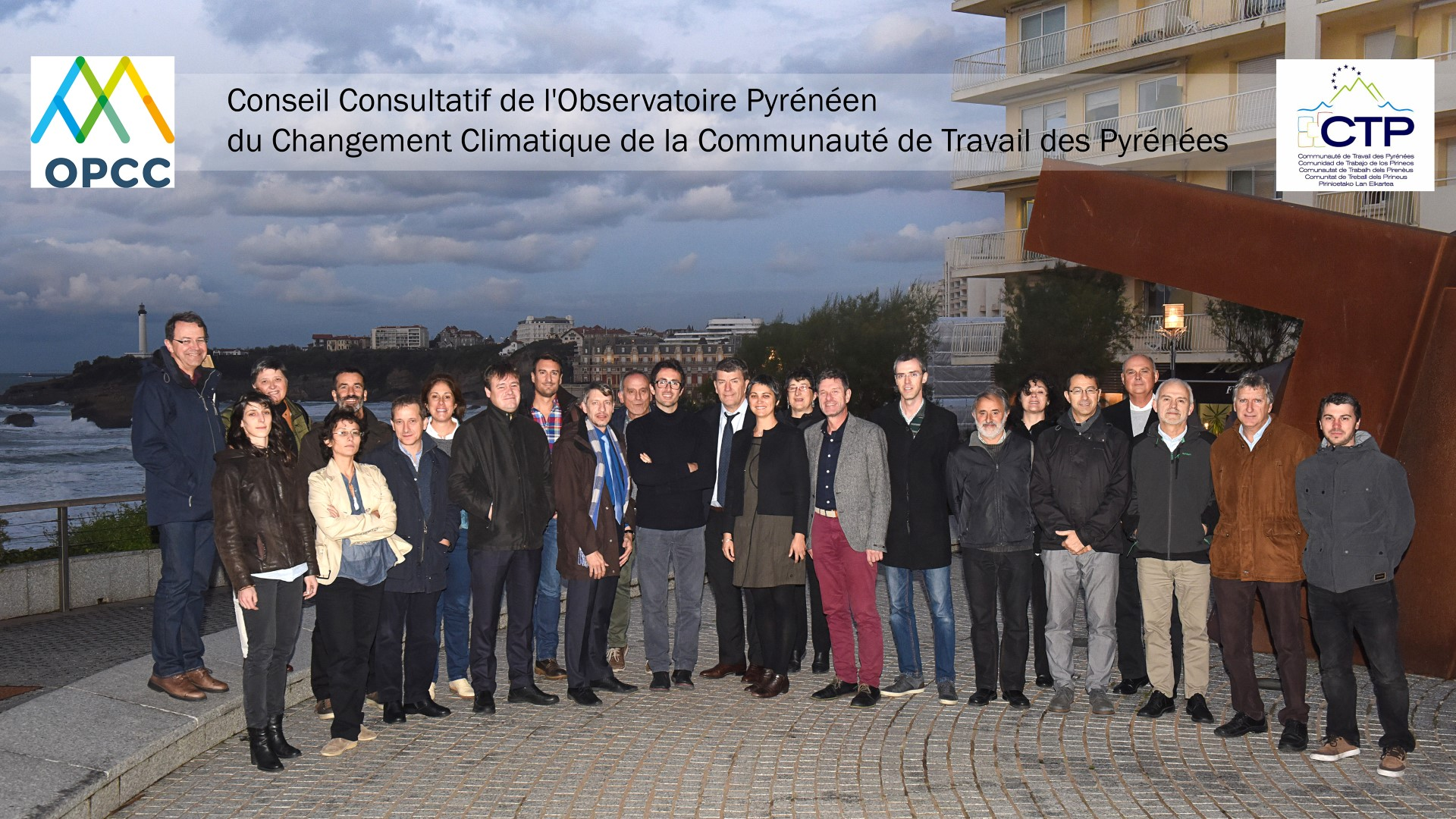 Foto de grupo Consejo Asesor OPCC2